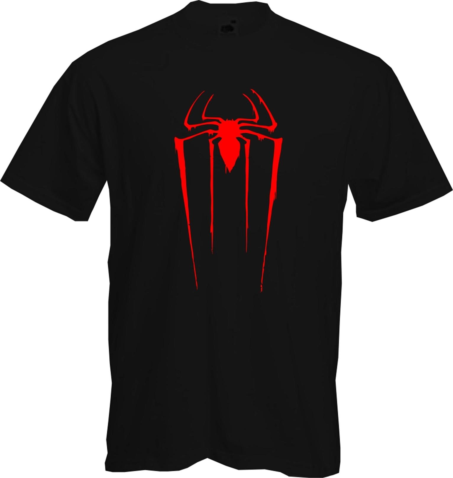 amazing spiderman latest cool current quality t shirt new. Black Bedroom Furniture Sets. Home Design Ideas