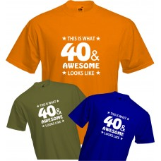 40 Awesome