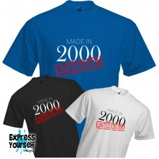 2000 Made In Limited
