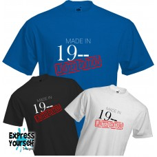 19-- Made In Limited