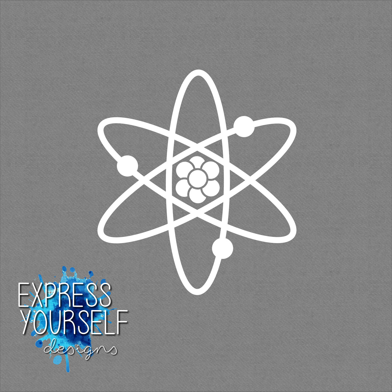 Sheldon Cooper Nuclear Physics Quantum NEW ATOM Quality BIG BANG THEORY