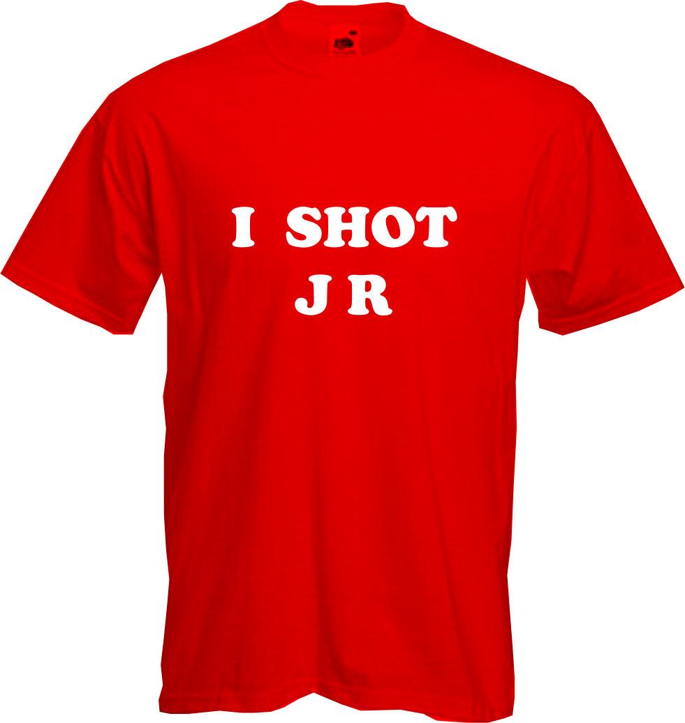 Dallas 80s Classic Tv Series J R  Retro CooL Vintage Unisex T Shirt B187